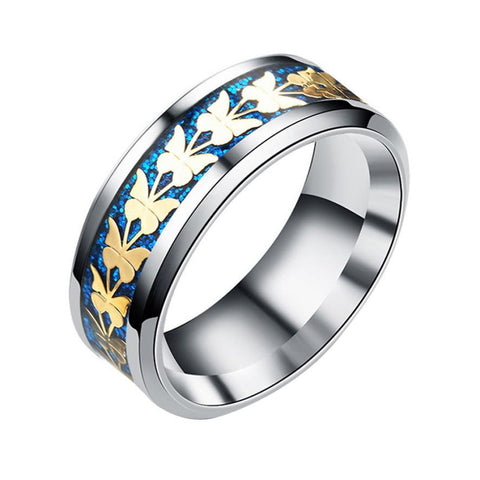 32819687251 - Butterfly Ring