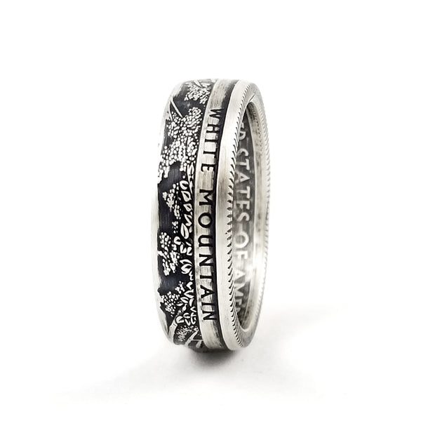 white mountain atb coin ring