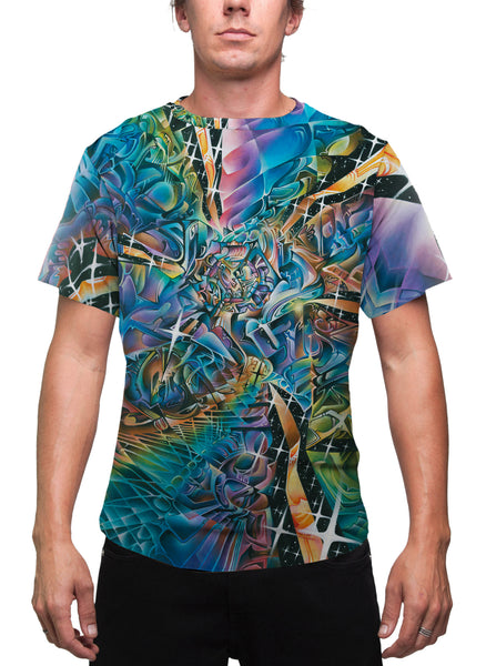 """STAR PETALS"" MEN'S T-SHIRT"