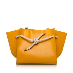 Knot Tote Bag - Orange