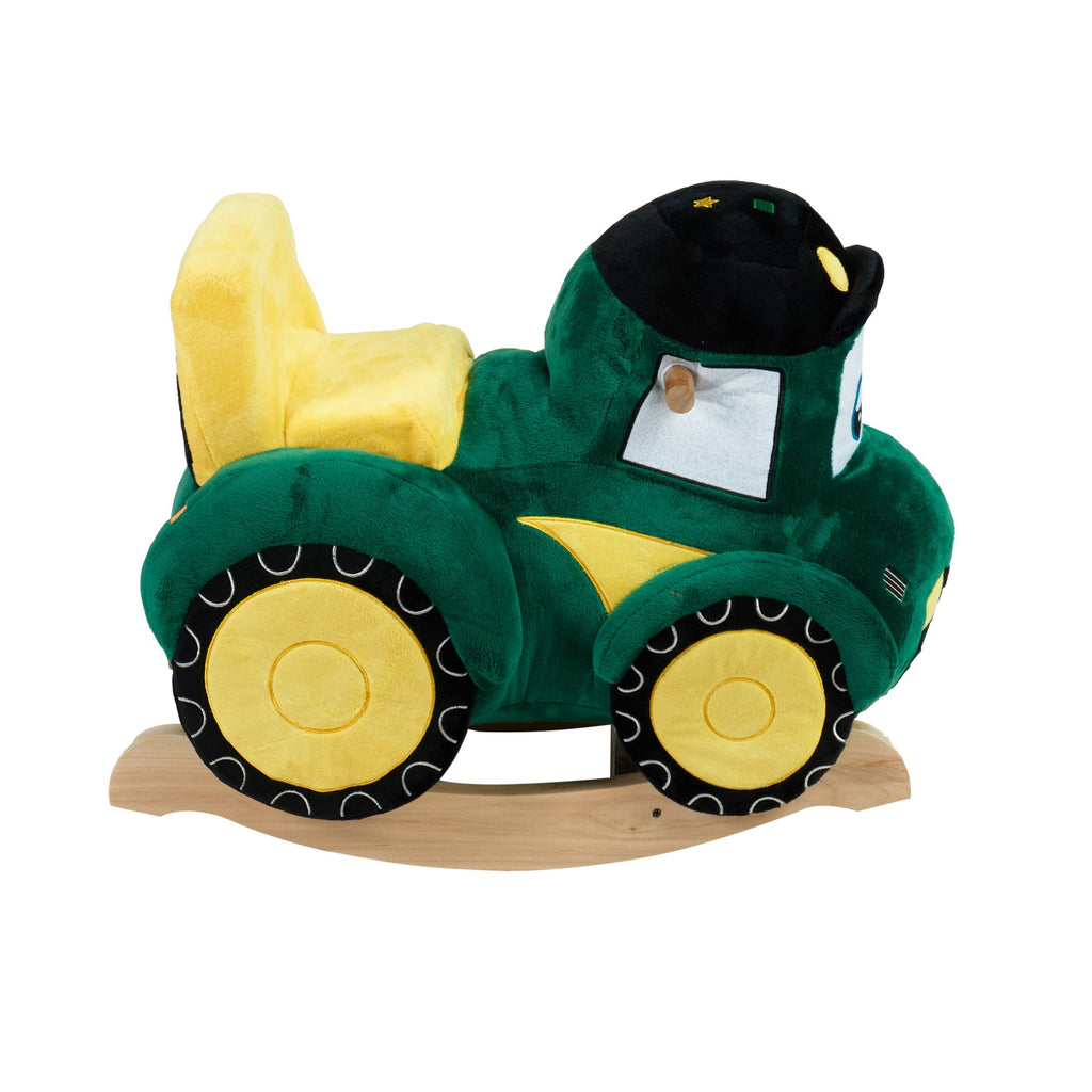 Lil' Farmer Tractor Rocker (#RB59)