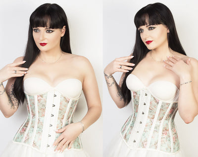 Mesh Corset Is Trending In 2019