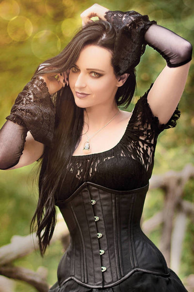 Peirce New Curvy Waist Training Underbust Corset