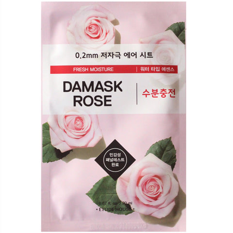 Etude 0.2 Therapy Air Mask (Damask Rose)