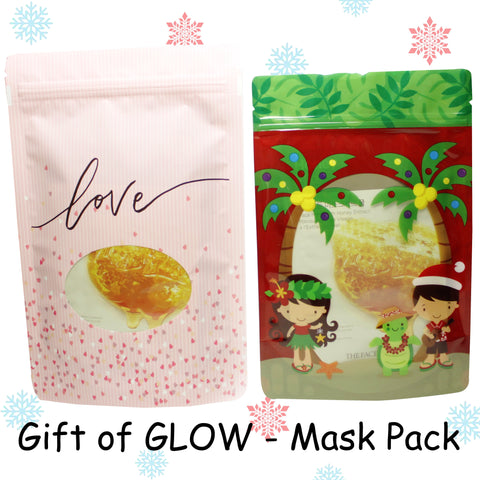 Gift of GLOW - Mask Pack (Two options)