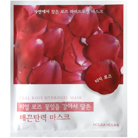 HOLIKA HOLIKA ROSE HYDRO GEL FOUND FROM MASK