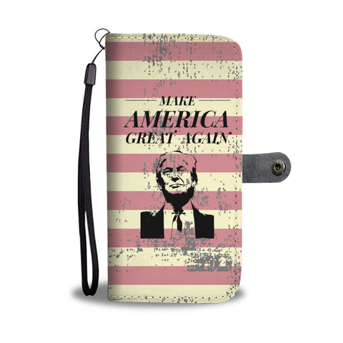Trump MAGA wallet phone case