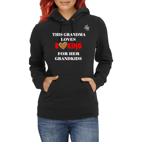 This Grandma Loves Baking Hoodie