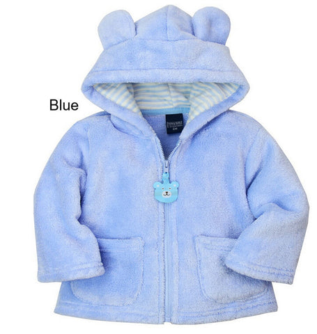 Baby Hoodies Autumn/Winter Outerwear Coat