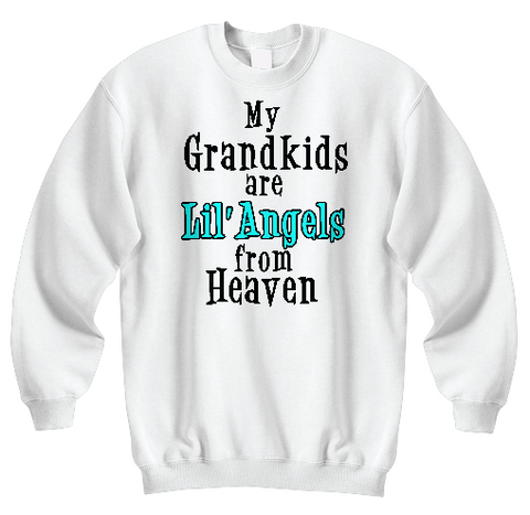 Lil' Angels Sweatshirts