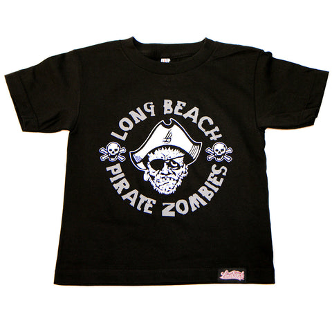 Pirate Zombie Kids T-Shirt