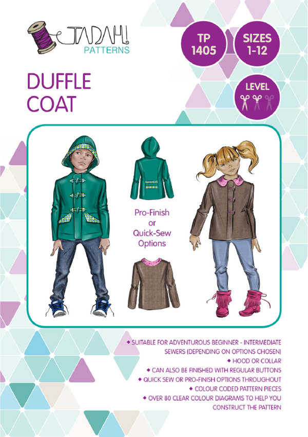 Duffle Coat [Tadah Patterns]