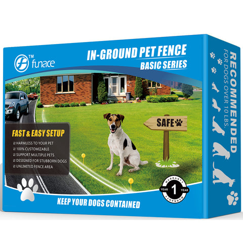 Electric Dog Fence (Rechargeable)