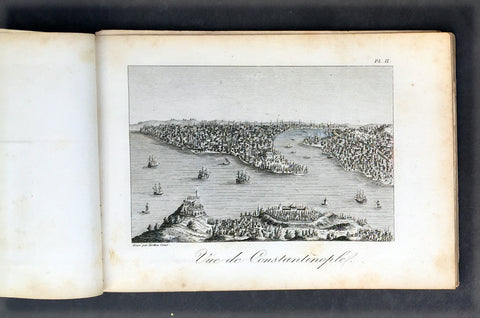1817 Tavernier & Lepetit Antique Atlas of Turkey Persia Vietnam, Asia - 22 Prints