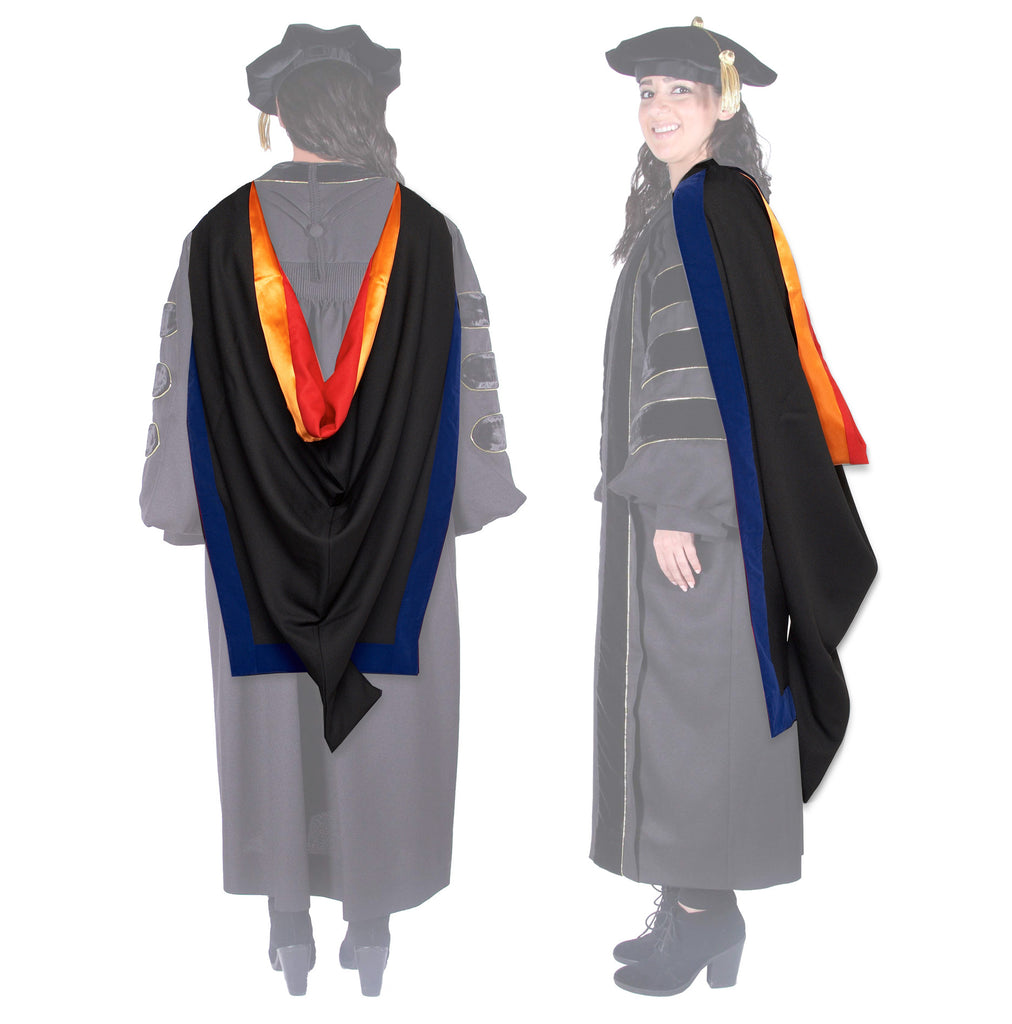 Stanford University Doctoral Hood - Rental Keeper
