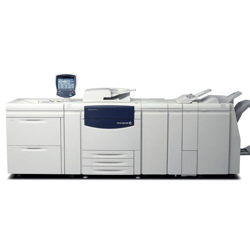 $199/month Xerox Color C75 Press Business Copier Production Printer Scanner Booklet maker Finisher Large Capacity Tray - Precision Toner