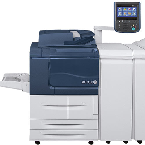 Xerox D136 Monochrome Production Printer Copier High Quality FAST Print Speed 136PPM - Precision Toner