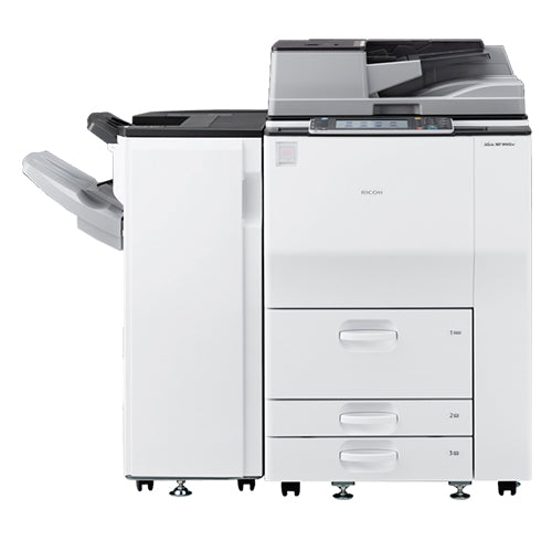 $157/month Only 6k pages Ricoh MP 6002 Black and White Laser High-End FAST Printer 12x18 Copier Color Scanner - REPOSSESSED - Precision Toner