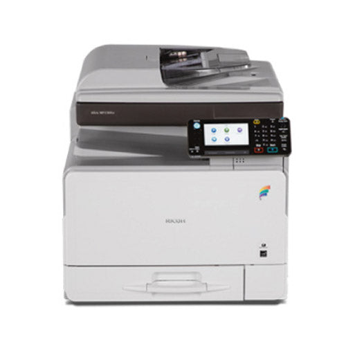 REPOSSESSED Ricoh MP C305spf C305 MFP Color Printer Copier Scanner Scan to Email