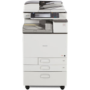 REPOSSESSED Only 4k Pages - Ricoh MP C3003 Color Copier Scanner Laser Printer Scan to Email 11x17 12x18