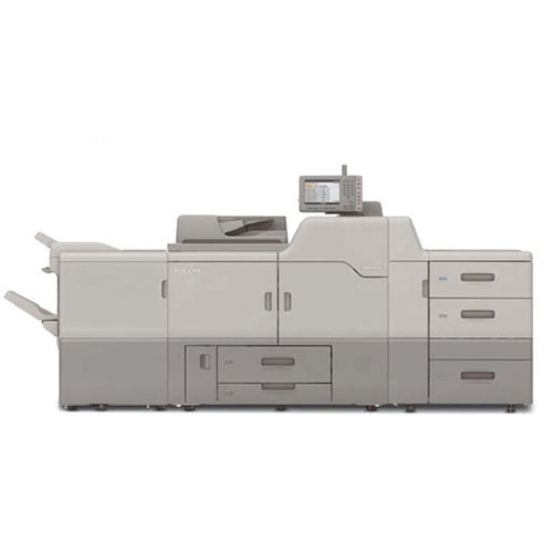Ricoh Pro MP C651ex Next generation Color High Speed Multifunction Copier 11x17 12x18 - 233k Pages Printed - Precision Toner