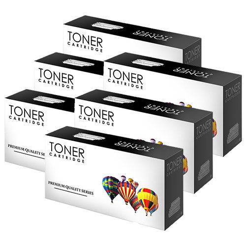 Toner Cartridge Compatible with HP Q7553X High Yield Black (HP 53X) - Precision Toner