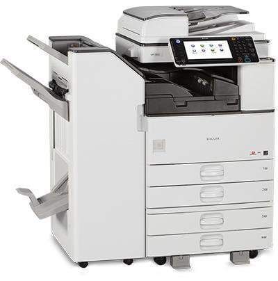 $59.75/month Ricoh Color Copier MP C2003 high quality ALL INCLUSIVE PROGRAM Multifunction Printer - Low Volume - Precision Toner