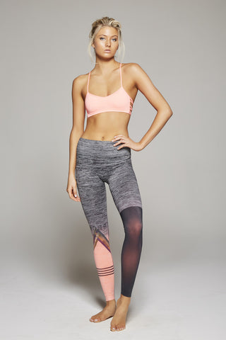 I Love Lucy Long Pant (Pink/Black)