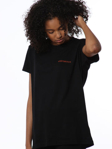 Anything Short Sleeve Tee - Black