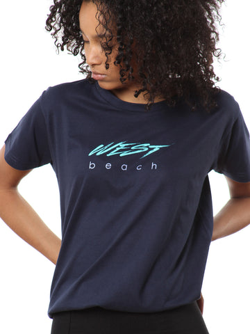 Circa Short Sleeve Tee - Deep Navy