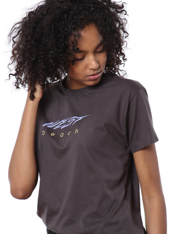 Circa Short Sleeve Tee - Steel