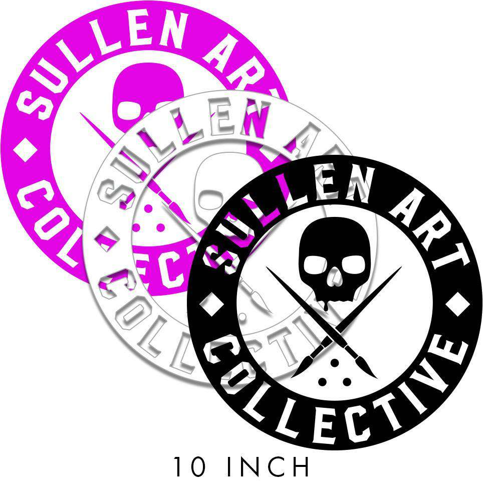 BOH Die Cut Sticker 10 Inch - Sullen Art Co.