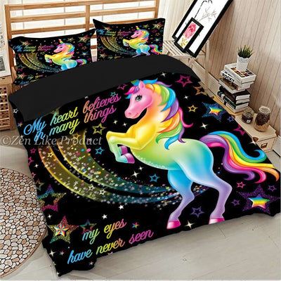 Magical Unicorn Bedding