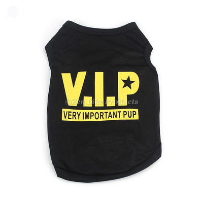 """FREE"" Vest Black T-shirts ( Just Pay Shipping )"