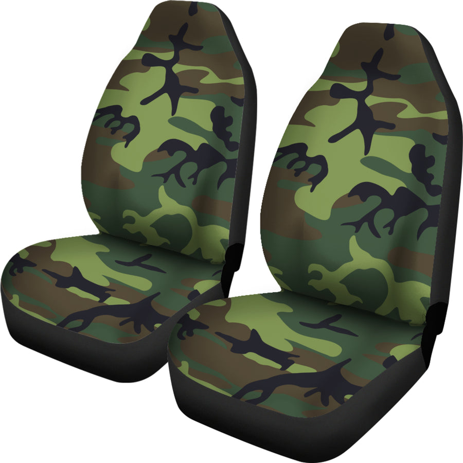 Camo Car Seat Covers