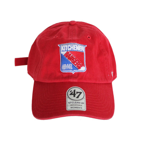 '47 W Clean Up ADJST. - Rangers Authentics