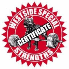 Special Strengths Certificate (Exam Entry Only)