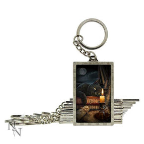 Spirit Earth 3d The Witching Hour Keyring