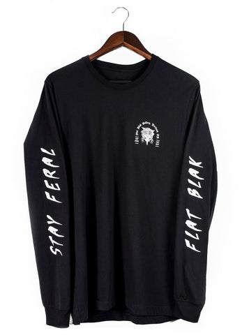 Stay Feral Long Sleeve