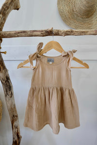 Mini Hypsy Dress - Sand