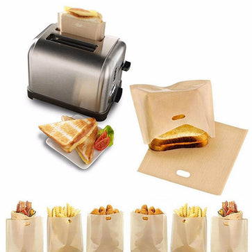 Re-usable Toaster Bags ( Set of 5 )