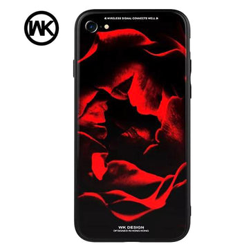 WK Tempered Glass Rose Case (iPhone 6 Plus)