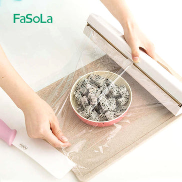 Magnetic Cling Film Cutter