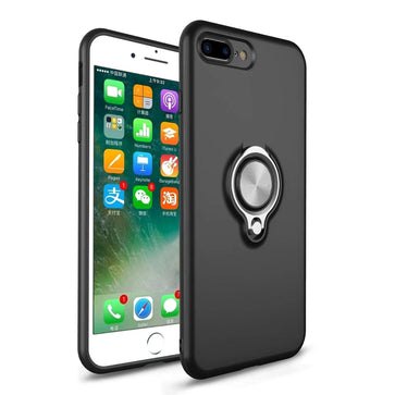 Hybrid Magnetic Ring Stand Case (iPhone 7 Plus)