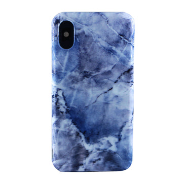 Blue Ice Marble Case (iPhone X)