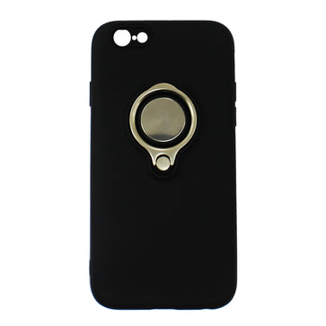 Hybrid Magnetic Ring Stand Case (iPhone 6 Plus)