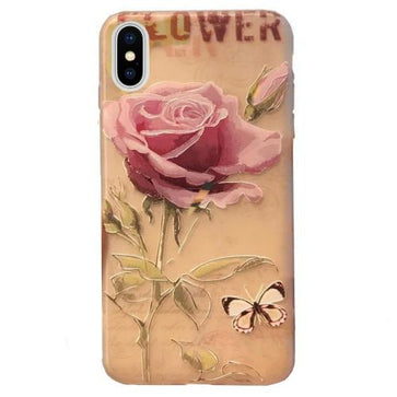 Flower Case (iPhone X)