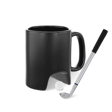 Golf Mug with Pen