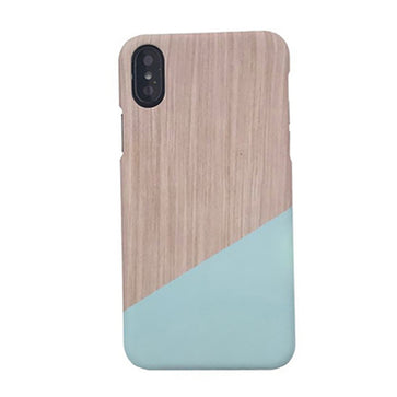 Grained Block Case (iPhone X)