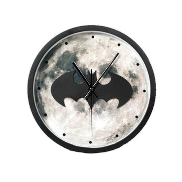 Batman Round Clock